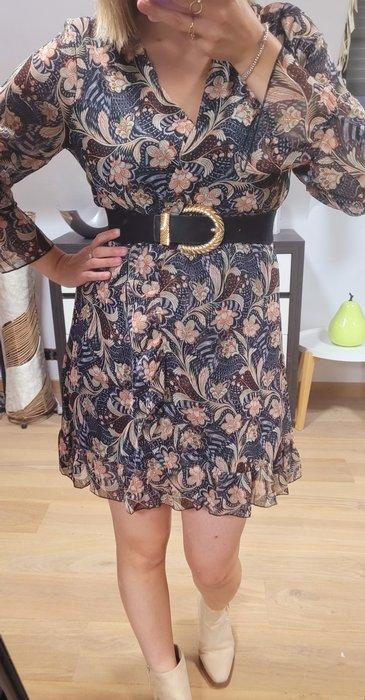 Robe Lizea noire