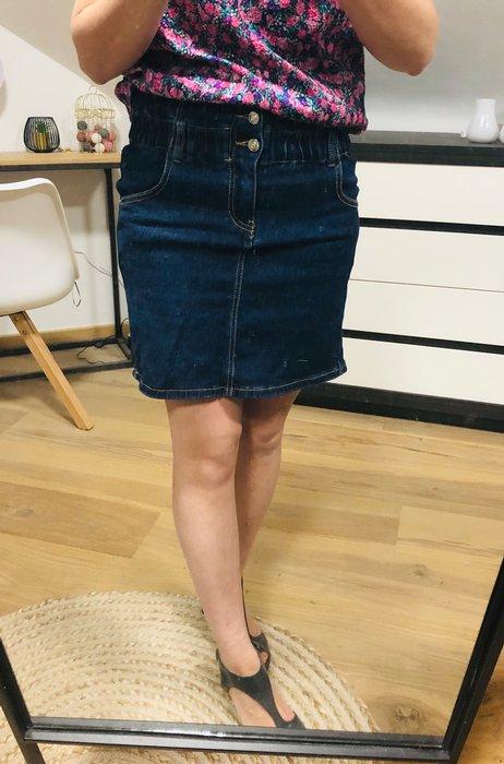 Jupe Gina en jeans
