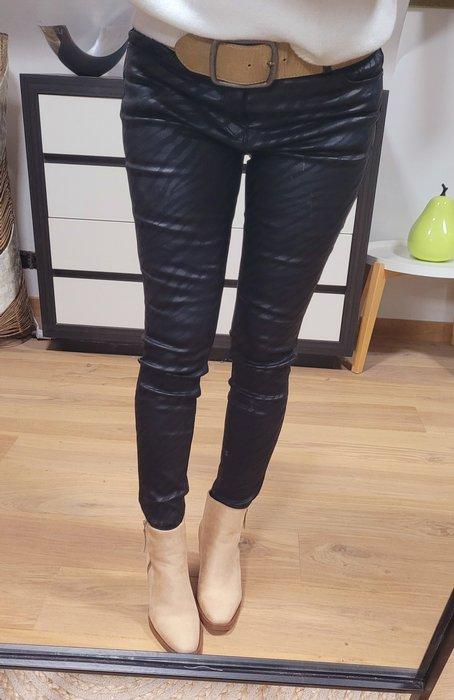Pantalon toxic noir